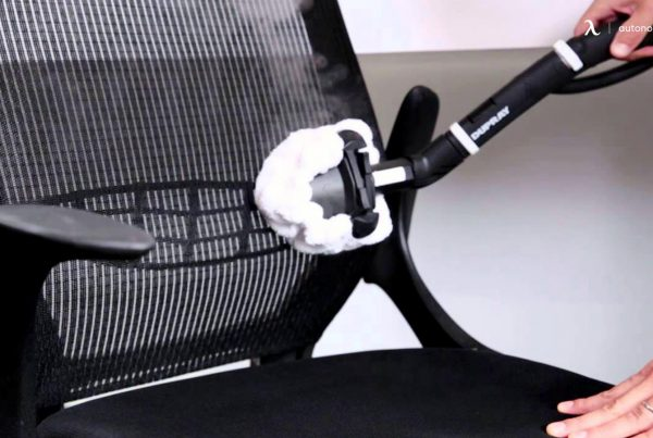 How to clean a mesh office chair - Amul Polycure